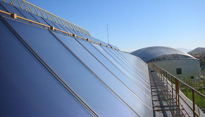 Agila Solar: Großanlagen