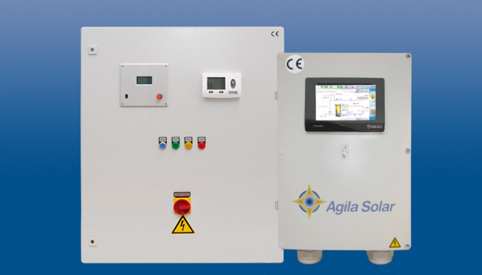 Agila Solar: Moderne Regelungstechnik