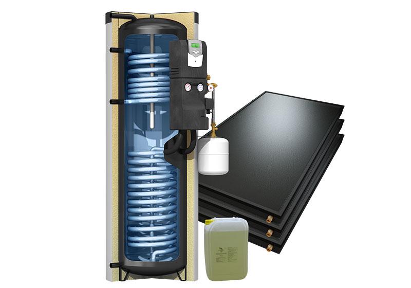 Agila Solar: Komplettsysteme