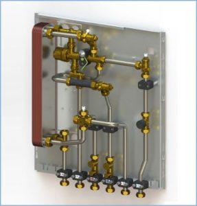 Hygienische Warmwasserbereitung